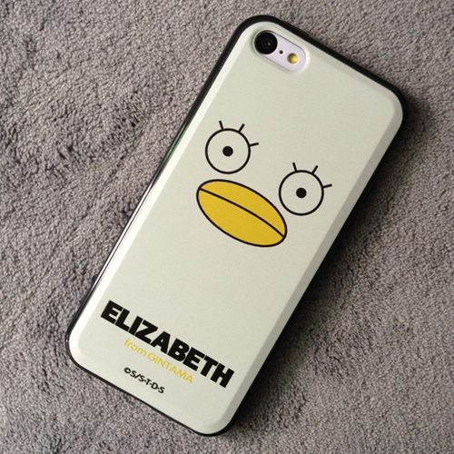 Gintama Elizabeth iphone 5 5s 5c Case