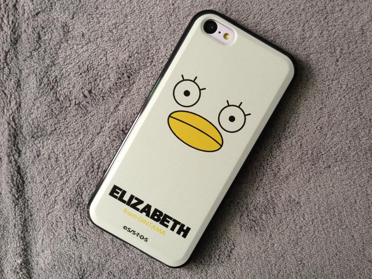 Gintama Elizabeth iphone 5 5s 5c Case