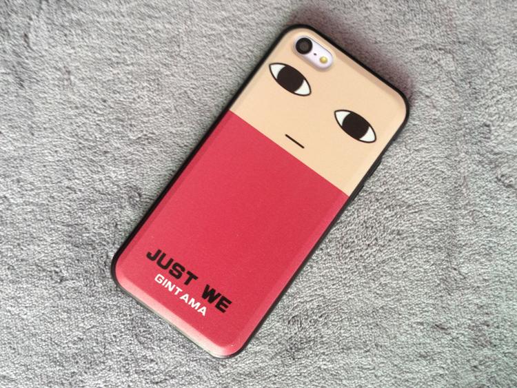 Gintama iphone 5 5s 5c Case