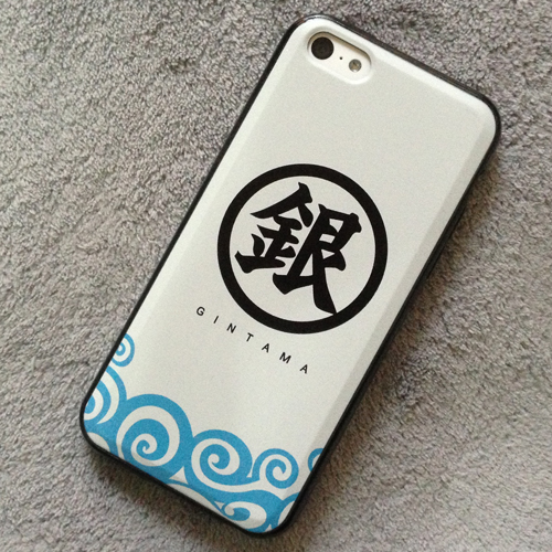 Gintama Logo iphone 5 5s 5c Case