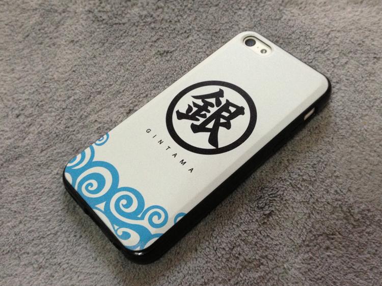 Gintama Logo iphone 5 5s 5c Case