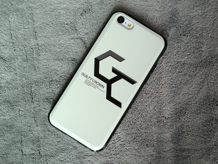 Guilty Crown Logo iphone 5 5s 5c Case