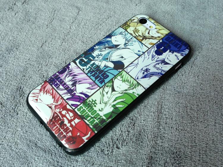 Kuroko no Basuke iphone 5 5s 5c Case