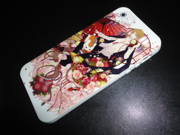 Natsumes Book Of Friends Takashi Natsume iphone 5 5s 5c Case