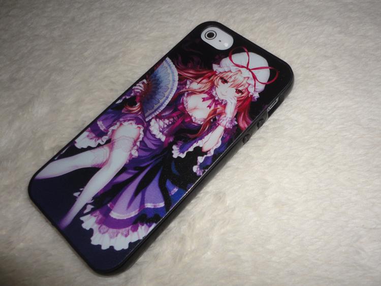 Touhou Project Yukari Yakumo iphone 5 5s 5c Case