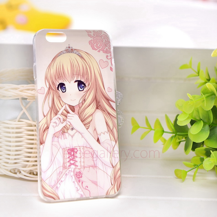 Amagi Brilliant Park Latifah Fururanza iphone 5 5s 6 iphone 6 Plus Case
