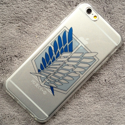 Attack On Titan Wings of Freedom iphone 6 iphone 6 Plus Case