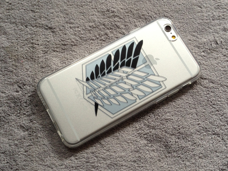 Attack On Titan Wings of Freedom iphone 6 iphone 6 Plus Case 02