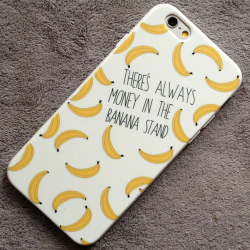 Banana iphone 6 iphone 6 Plus Case
