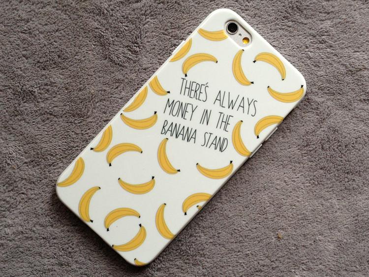 Banana iphone 6 iphone 6 Plus Case
