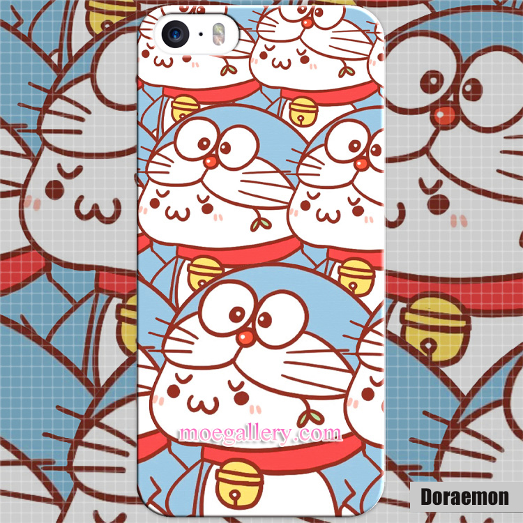 Doraemon Anime iphone 5 5s 6 iphone 6 Plus Case 02