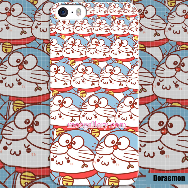 Doraemon Anime iphone 5 5s 6 iphone 6 Plus Case
