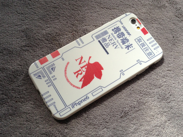 EVA Logo iphone 6 iphone 6 Plus Case 02
