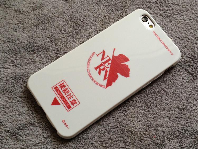 EVA Logo iphone 6 iphone 6 Plus Case