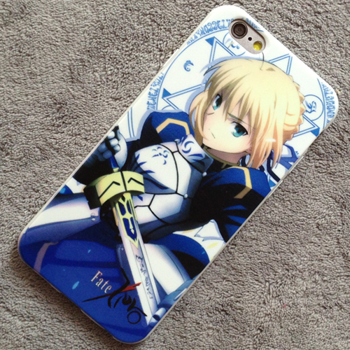 Fate Stay Night Fate Zero Saber iphone 6 iphone 6 Plus Case 02