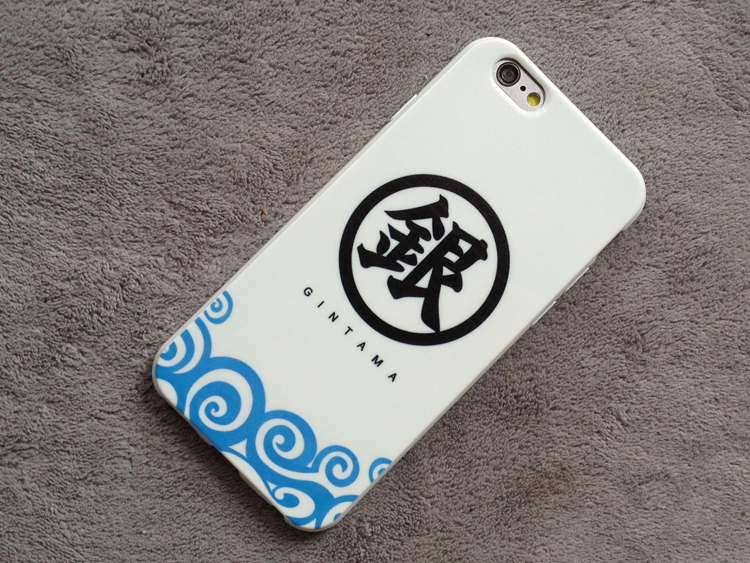 Gintama Logo iphone 6 iphone 6 Plus Case