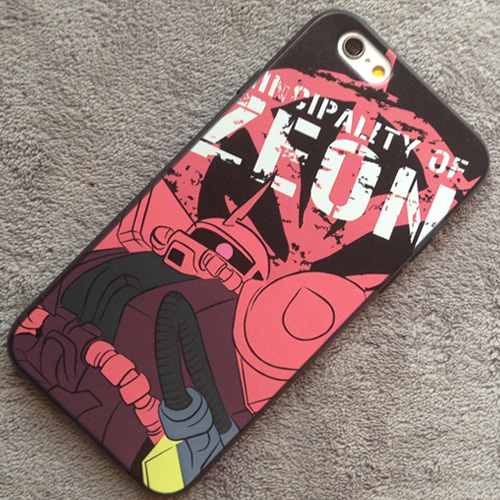 Gundam Char's ZAKU iphone 6 iphone 6 Plus Case