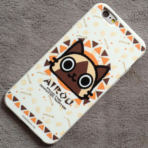 Monster Hunter iphone 6 iphone 6 Plus Case