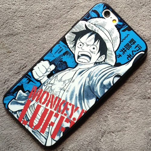 One Piece Monkey D Luffy iphone 6 iphone 6 Plus Case 02