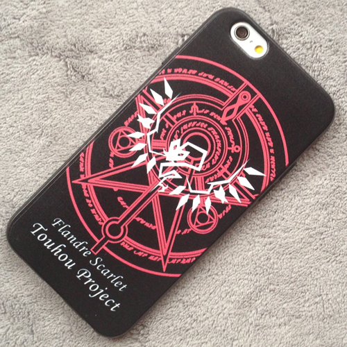 Touhou Project Flandre scarlet iphone 6 iphone 6 Plus Case