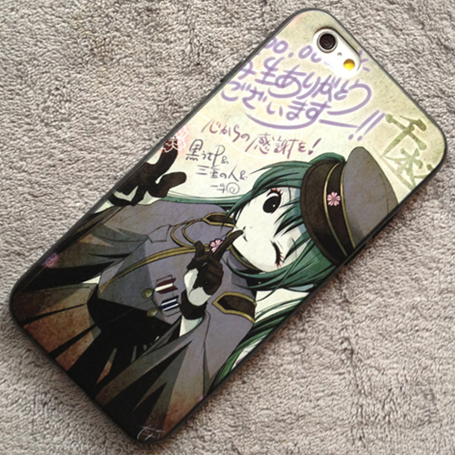 Vocaloid Hatsune Miku Senbonzakura iphone 6 iphone 6 Plus Case