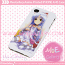 Angel Beats Angel Kanade Tachibana iPhone Case 05