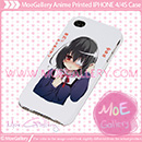 Another Mei Misaki iPhone Case 02