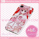 Aria The Scarlet Ammo Aria Holmes Kanzaki iPhone Case 06