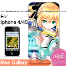Fate Stay Night Saber Iphone Case 08