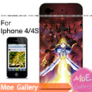 Fate Stay Night Saber Iphone Case 27