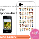 Hetalia Axis Power Iphone Case 02
