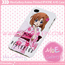 Higurashi When They Cry Rena Ryugu iPhone Case 01