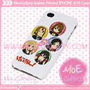 K On Tsumugi Kotobuki iPhone Case 06