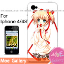Little Busters Komari Kamikita Iphone Case 08