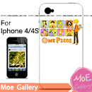 One Piece Monkey D Luffy Iphone Case 04