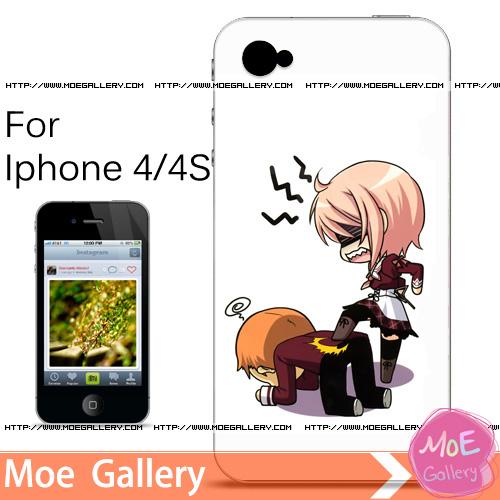 11Eyes Kaori Natsuki Iphone Case 02
