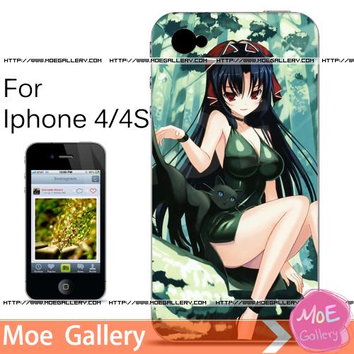 11Eyes Kukuri Tachibana Iphone Case 02