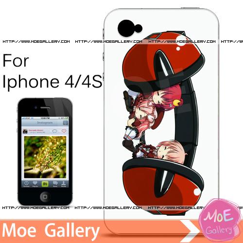 11Eyes Misuzu Kusakabe Iphone Case 04
