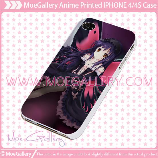 Accel World Kuroyukihime iPhone Case 01