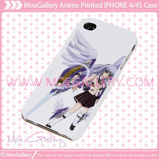 Angel Beats Angel Kanade Tachibana iPhone Case 03