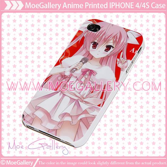 Aria The Scarlet Ammo Aria Holmes Kanzaki iPhone Case 06