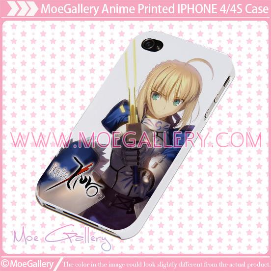 Fate Zero Saber iPhone Case 03