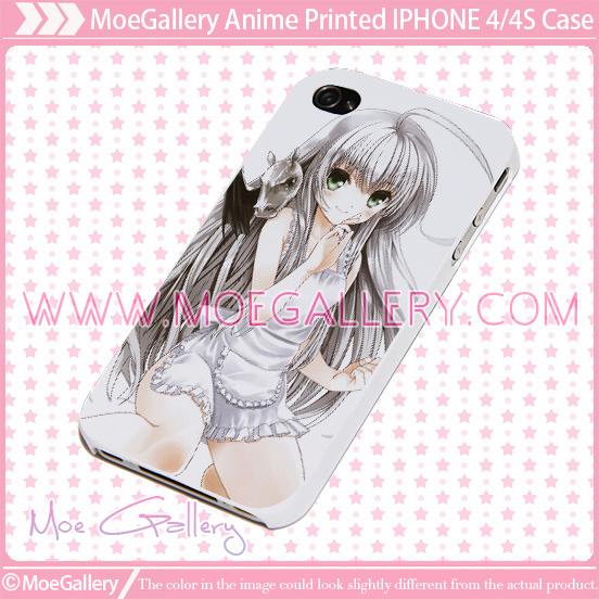 Haiyore Nyaruko San Nyaruko iPhone Case 03