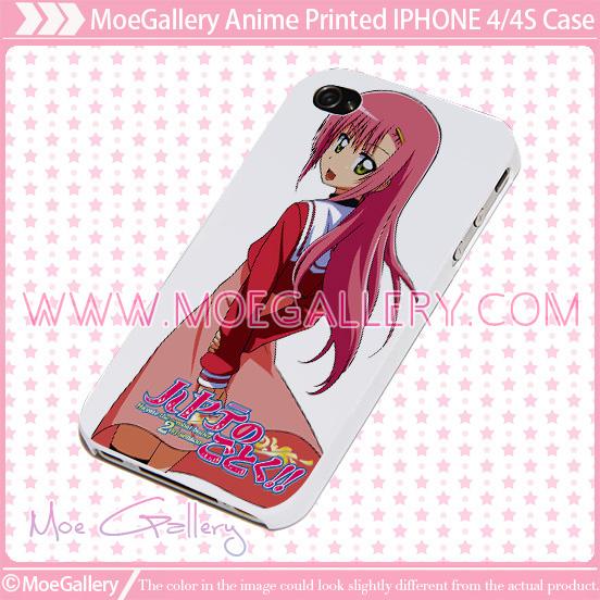 Hayate The Combat Butler Hinagiku Katsura iPhone Case 01
