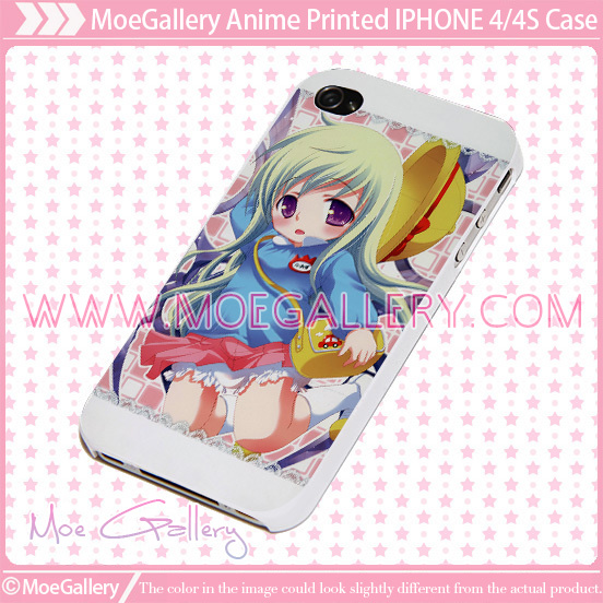 Heavens Lost Property Chaos iPhone Case 01