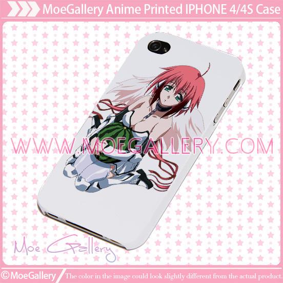 Heavens Lost Property Ikaros iPhone Case 01
