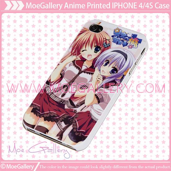 Hoshizora E Kakaru Hashi Ui Nakatsugawa iPhone Case 01