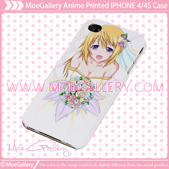 IS Charlotte Dunois iPhone Case 01