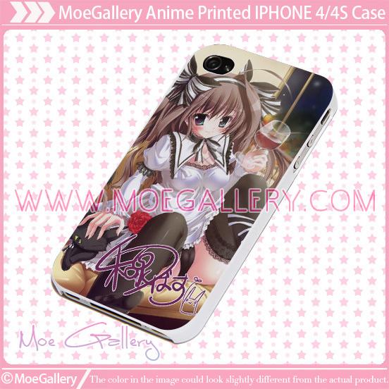 Izumi Tsubasu Loli iPhone Case 03