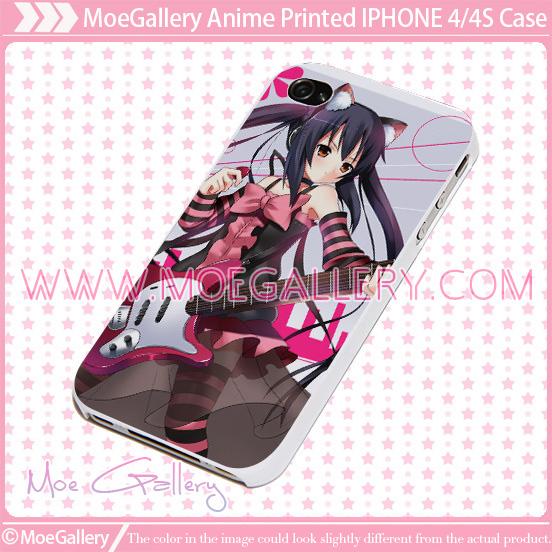 K On Azusa Nakano iPhone Case 07